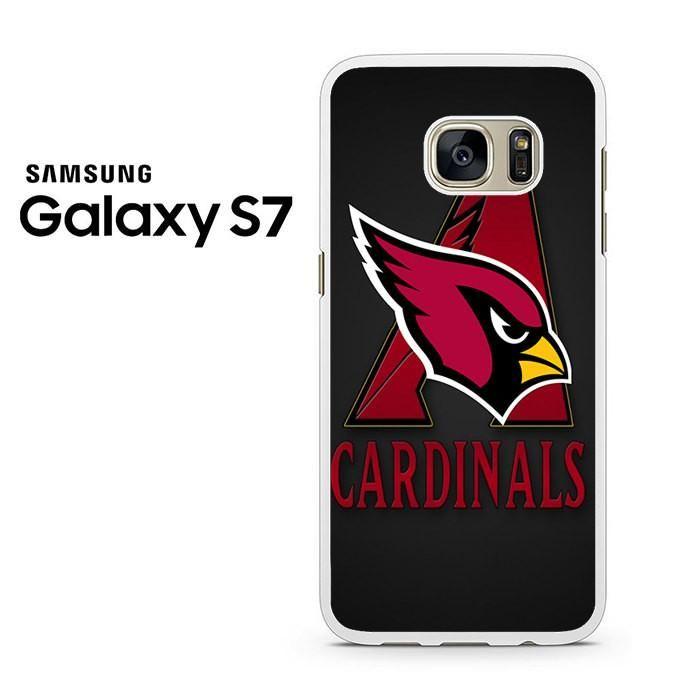 Arizona Cardinals Sports Logos Samsung Galaxy S7 Case