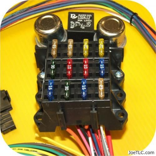 Jeep Cj7 Engine Wiring Harness : Full wiring harness jeep cj scrambler willys
