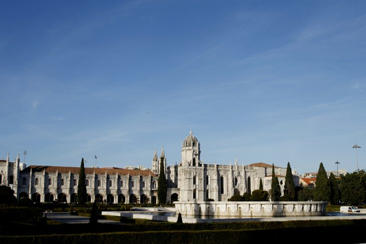 Sites Of Lisbon, Portugal