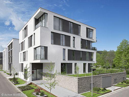Gebaute Individualität - Stuttgart: CUBE Magazin