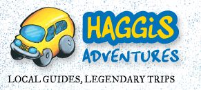 Haggis adventures are the best! When I re-visit the British isles it will definitely be with them.