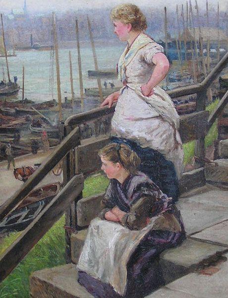 Fishergirls, North Shields