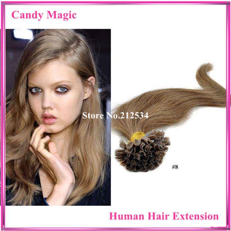 "18""-28"" Fusion Hair Extensions 1g/strand 100g/lot Straight Keratin Hair Extension Nail Tip Hair Extension     #http://www.jennisonbeautysupply.com/    http://www.jennisonbeautysupply.com/products/18-28-fusion-hair-extensions-1gstrand-100glot-straight-keratin-hair-extension-nail-tip-hair-extension/,            Hair Material:  100% Human HairHair Type:U Tip Hair ExtensionHair Weight: 1g/strandHair Length:18""-28""Hair Style:Straight Hair…"