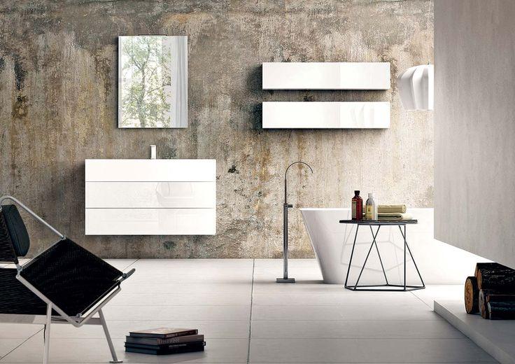 109 migliori immagini salle de bains su pinterest. Black Bedroom Furniture Sets. Home Design Ideas