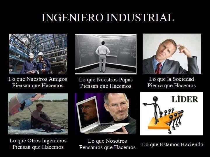 Ingeniero Industrial Memes