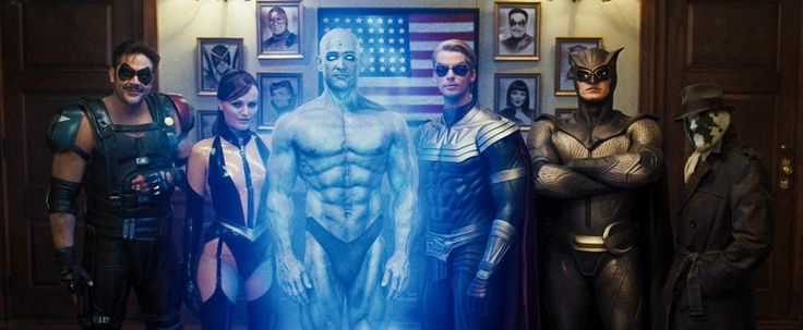"""WATCHMEN DU COMIC BOOK AU LONG-METRAGE"" !!!"