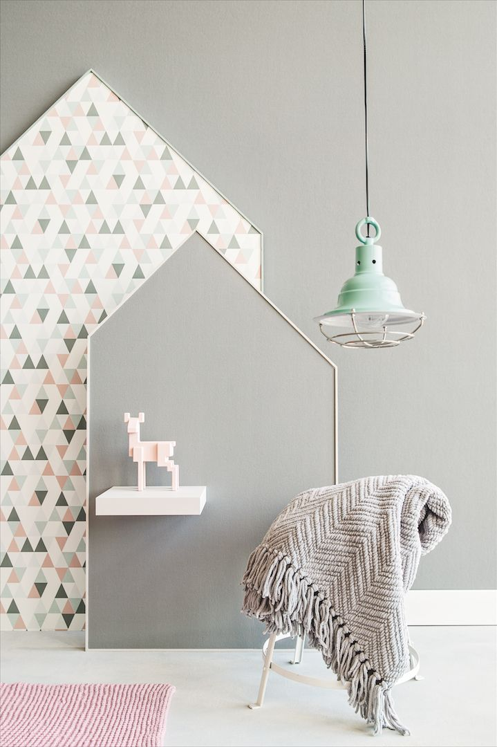 Behang / Wallpaper Scandinavian collection HEJ - BN Wallcoverings