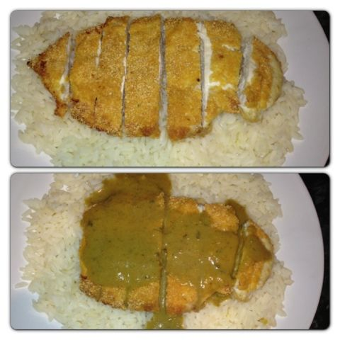Slimming World recipes: Chicken katsu curry. Again I would use quorn instead.
