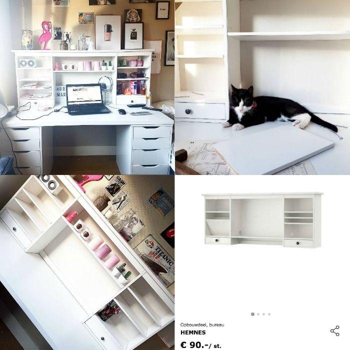Die besten 25+ Hemnes schreibtisch Ideen auf Pinterest Ikea - hemnes wohnzimmer weis