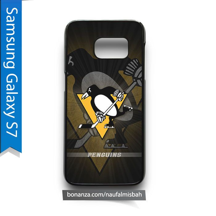 Pittsburgh Penguins Samsung Galaxy S7 Case Cover