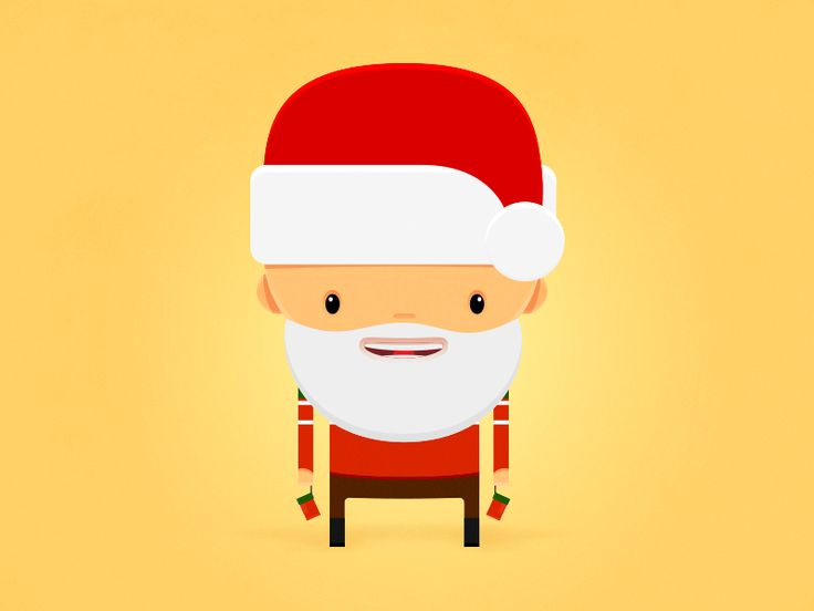 Christmas Characters Vector Pack