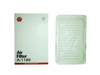 Air filter / filter udara Toyota Camry 2400 cc , Alphard, Harrier 2400 cc  http://agrizalfilter.blogspot.com/2013/11/airfiltersaringanudaratoyotacamryalphardharrier.html