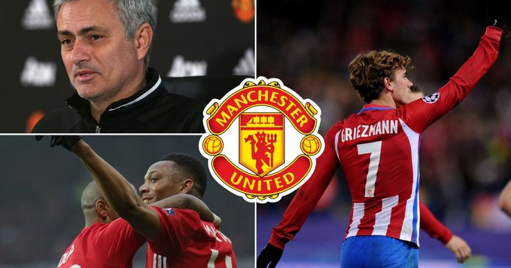 Manchester United news and transfer rumours LIVE Jose Mourinho press conference and Antoine Griezmann updates - Manchester Evening News