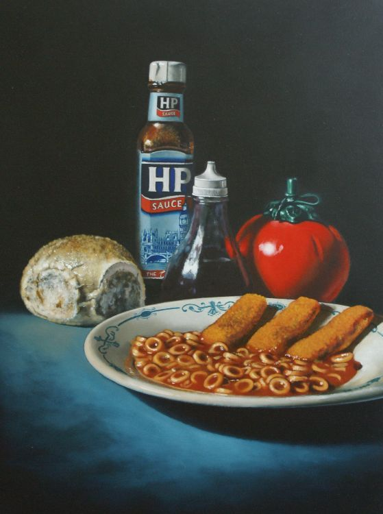 Lucy Crick | Fishfingers and Spaghetti Hoops