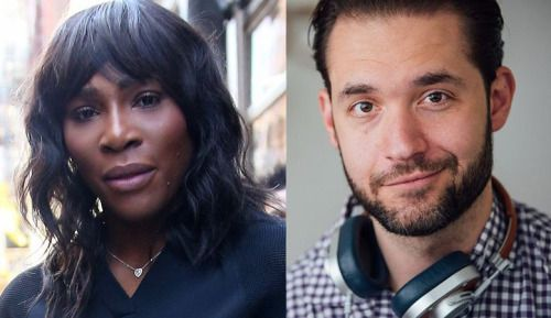 Serena Williams Says Yes Ill Marry You To...
