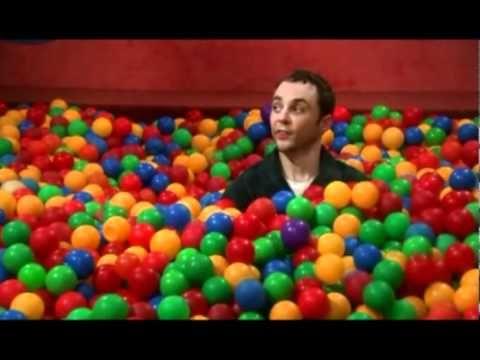 Every Bazinga from The Big Bang Theory (series 1 to 4)