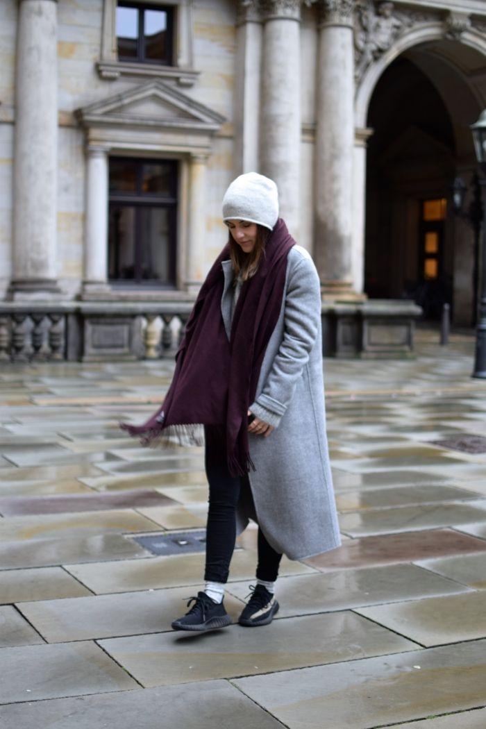 Dem Winter trotzen auch mit Sneakers. Wie ich meine geliebten Schuhe wintertauglich mache, seht ihr auf unserem Blog.