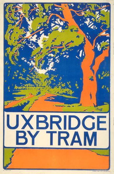 Uxbridge By Tram