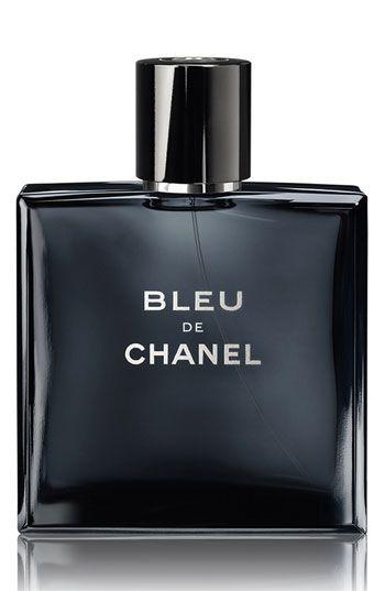 CHANEL BLEU DE CHANEL EAU DE TOILETTE SPRAY available at #Nordstrom.  (3.4 oz) sexiest scent known to man!!!