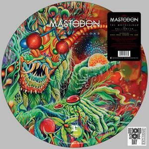 Mastodon - The Motherload picture disc, limited edition