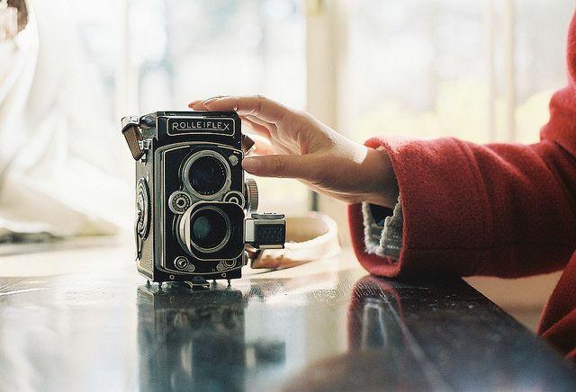 私のカメラ, via Flickr.