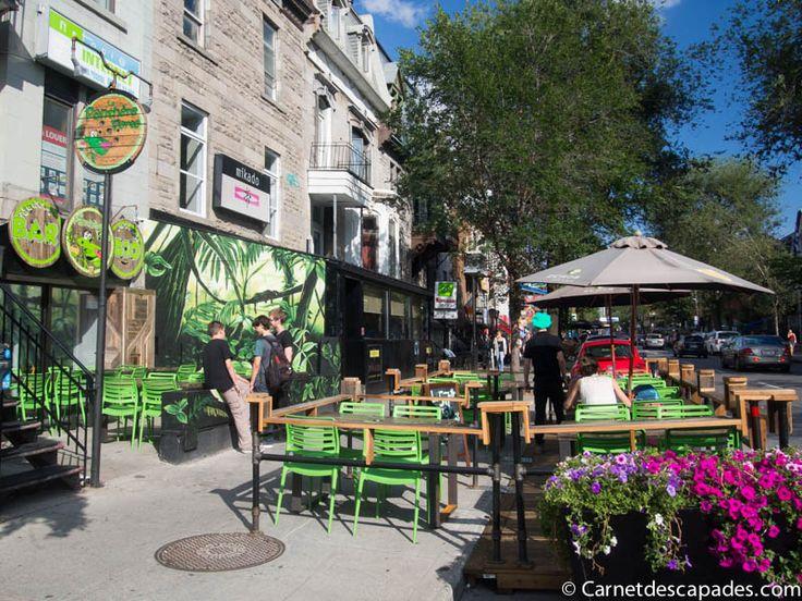 Visiter Montréal en été en 17 idées - A faire, à voir et à goûter - Carnet d'escapades