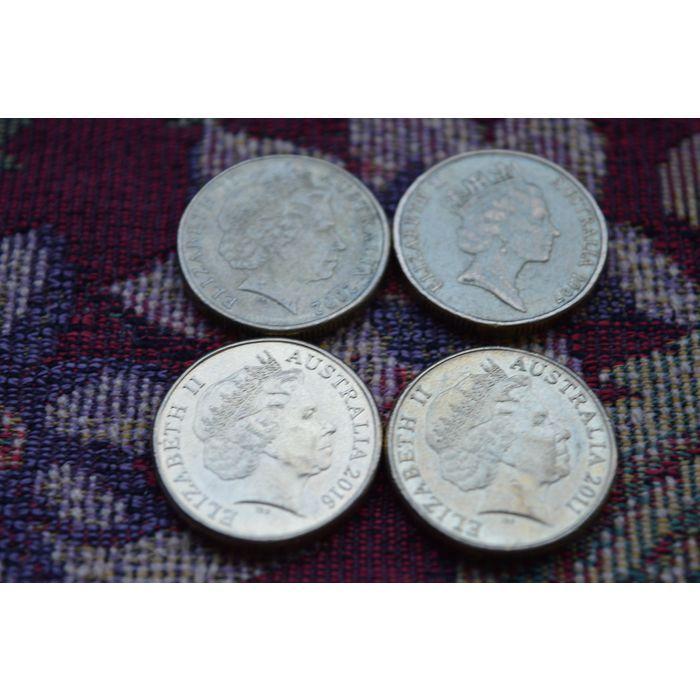 four australian dollars.cir.set 3 Listing in the Australia,Australasia,Coins,Coins & Banknotes Category on eBid Australia | 151799336