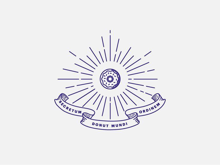 How Brilliant Branding Turned a Donut Shop into an Elite Secret Society   AIGA Eye on Design