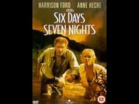 Six Days Seven Nights  - Harrison Ford - Anne Hecht - Full Movie