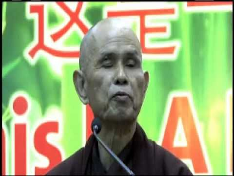 Thich Nhat Hanh: Five Mindfulness Trainings -https://www.youtube.com/watch?v=afG0it6UG0g