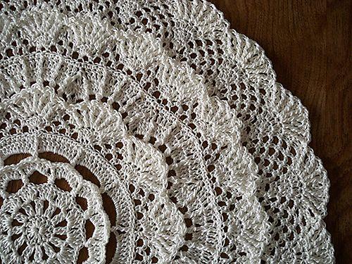 The 263 Best Crochet Doily Patterns Images On Pinterest Crochet