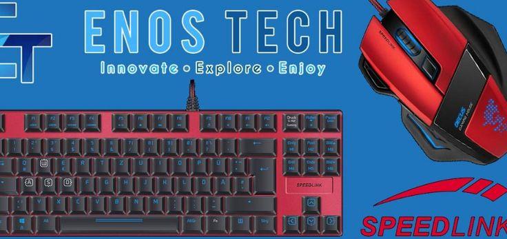 Enos Tech - Win a Speedlink Ultor Keyboard & Decus Mouse - http://sweepstakesden.com/enos-tech-win-a-speedlink-ultor-keyboard-decus-mouse/