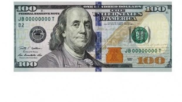Detalles del nuevo billete de 100 dólares