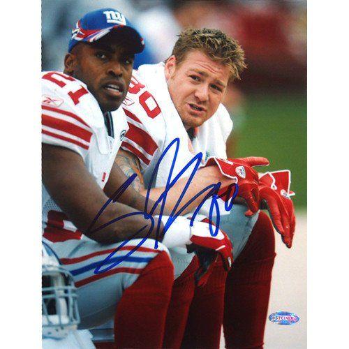 Jeremy Shockey New York Giants Footballs