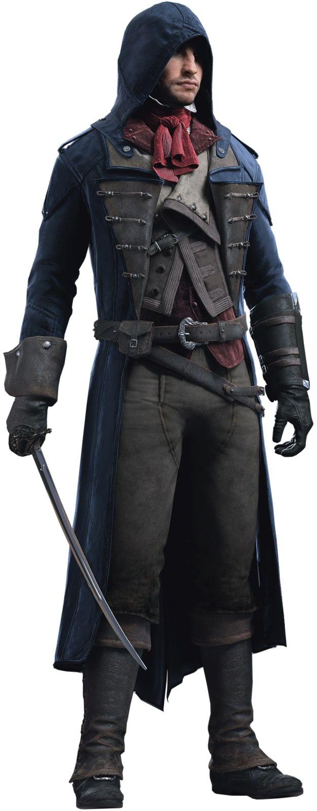 """Arno Dorian from """"Assassin's Creed: Unity"""""""