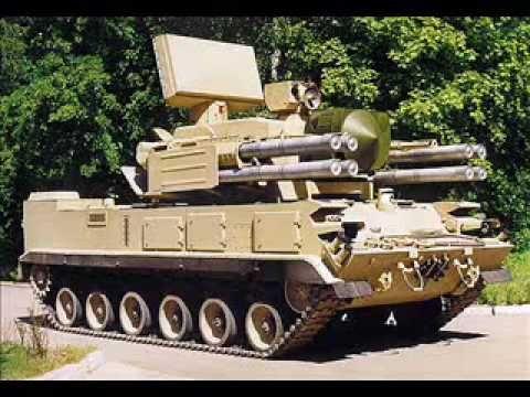 SA-22 Pantsir S1 Anti-Aircraft System