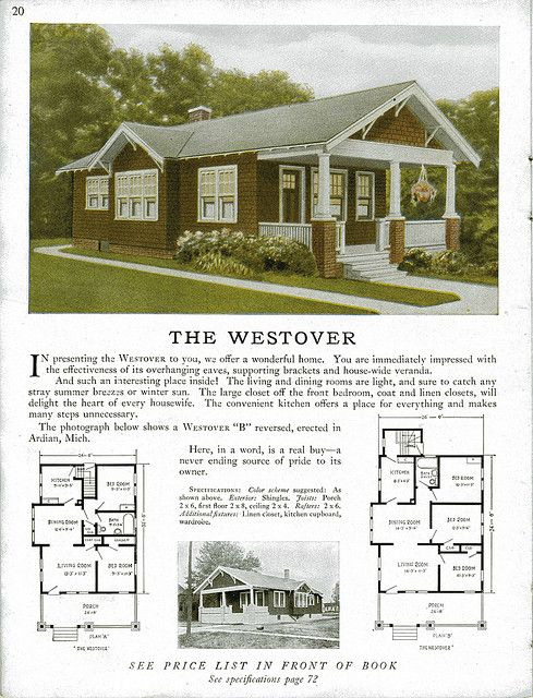 61 best bungalows images on pinterest craftsman homes for Stetson homes floor plans