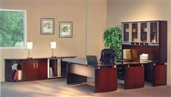 Luxurious Napoli Series Office Furniture Set with Modern Style - #OfficeFurnitureSets