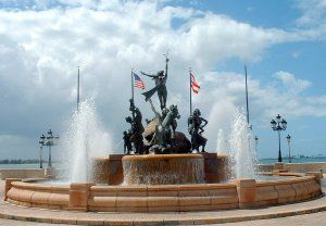 WALKING TOUR OF SAN JUAN, PR