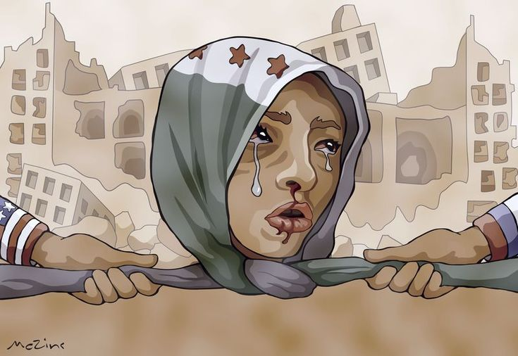 The tug of war in #Syria continues. A cartoon by Mary Zins: http://www.cartoonmovement.com/cartoon/33710