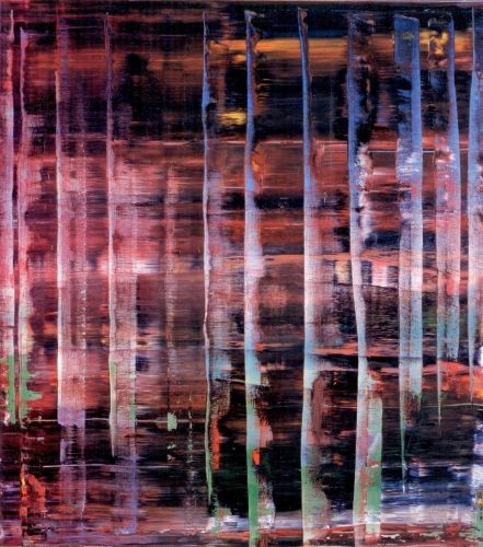 """""""I'm often astonished to find how much better chance is than I am.""""  Throughout his career chance has played a crucial role in Gerhard Richter's works. At the Sprengel Museum Hannover these works can be seen in context with works by other artists such as Marcel Duchamp, Jackson Pollock and John Cage."""