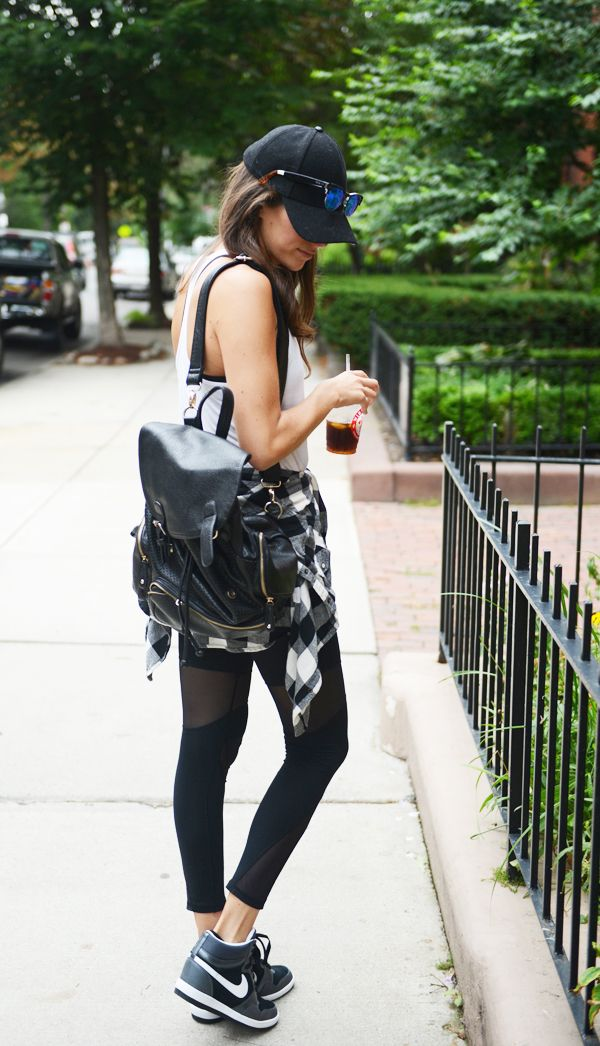 Taking activewear from studio to street