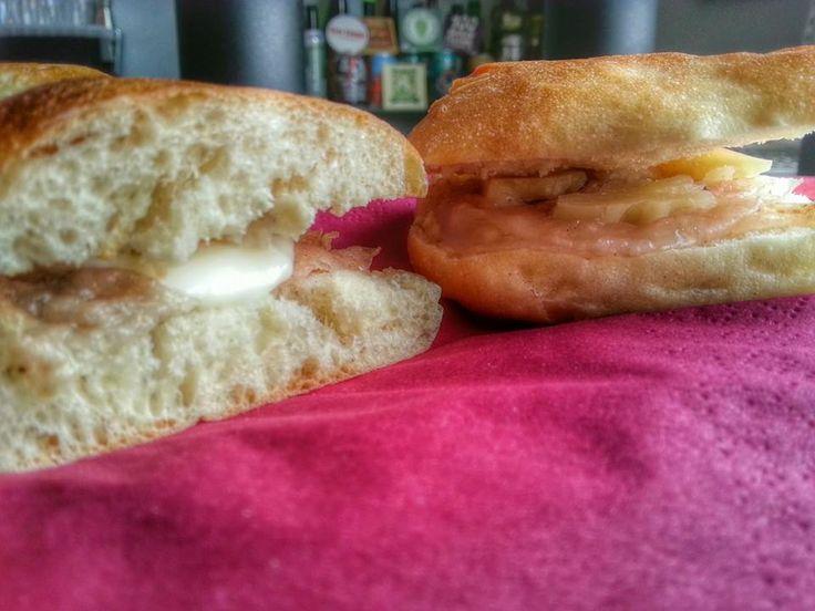 Stiamo lavorando per voi... valutiamo il nuovo Special!!! E che Special.. da un lato: Guanciale Artigianale di Norcia Bufala Campana Dop Rosmarino  Dall'altro lato: Guanciale Artigianale di Norcia Pecorino Pepe Nero Venite e scoprirete quale avremo scelto.. in ogni caso vi anticipiamo... SONO MERAVIGLIOSI :D #sogood #roma #aventino #circomassimo #gourmetfood #special #sandwich #panino #guanciale #norcia #bufala #pecorino #cheese #food #foodpic #foodie #foodlovers #foodporn