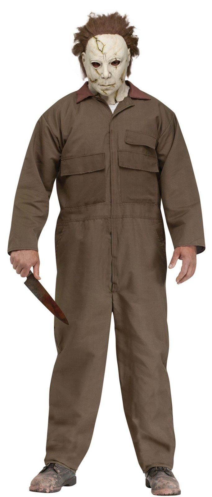 Creepy Michael Myers Halloween Costumes