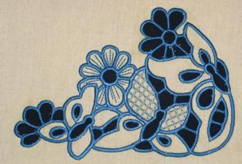 Advanced Embroidery Designs - Butterflies