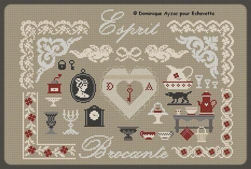 Esprit Brocante. Discussie over LiveInternet - Russische Dienst Online Diaries