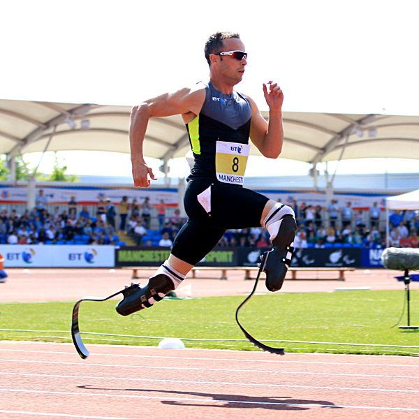 Oscar Pistorius...How Can We Not Be Inspired By Him?!