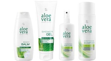 LR Aloe Vera Hair & Body Set