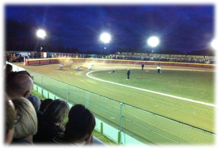 Speedway returns to Leicester after a long absence. 2011