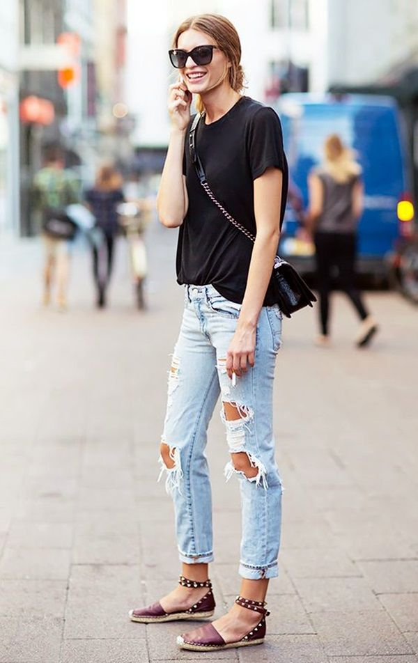 40 Chic Summer Casual Outfits